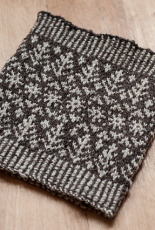 Winter forest Cowl by Anna Lange - free