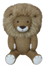 Knitables- Lion (Knit A Teddy) by Sarah Gasson