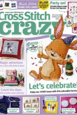 Cross Stitch Crazy UK Issue 250 2019