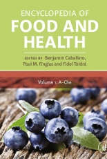 Encyclopedia of Food and Health - 1st Edition (5 Volume Set) -2015