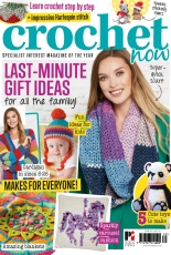Crochet Now -Issue 35 -November 2018