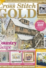 Cross Stitch Gold Issue 152