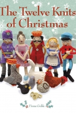 Fiona Goble - The Twelve Knits of Christmas