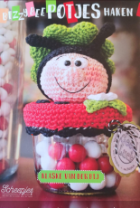 Klaske van der Bij - Bizzy Bee Crochet Jar Toppers - Dutch
