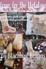 Blackbird Desings  - Home for the holidays