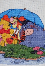 Rainy Day - Designer Stitches
